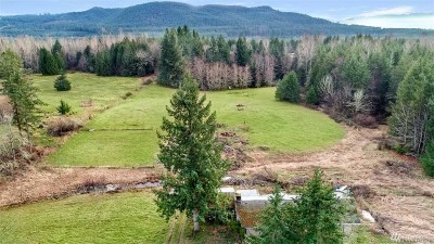 Eatonville Residential Lots & Land For Sale: 10212 Eatonville Hwy