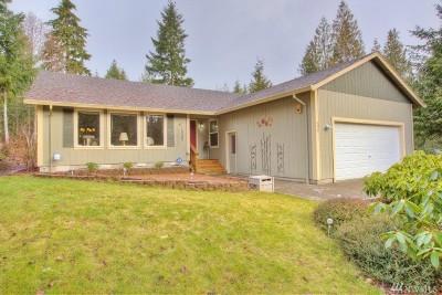 Mason County Single Family Home For Sale: 350 E Ballycastle Way