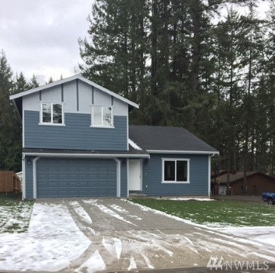 Port Orchard Single Family Home Contingent: 2303 Cherish Place SW