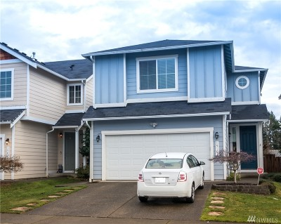 Puyallup WA Condo/Townhouse For Sale: $260,000