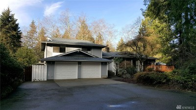Gig Harbor Single Family Home For Sale: 15604 Peacock Hill Ave NW