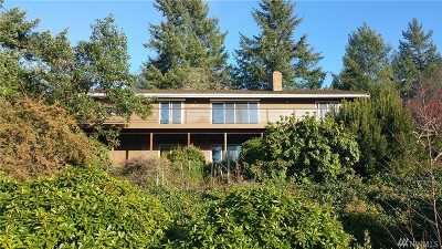 Gig Harbor Single Family Home For Sale: 4317 Madrona Lane NW