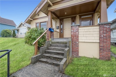Tacoma Single Family Home For Sale: 3014 S 12th St