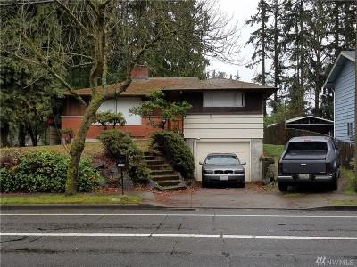 Shoreline Single Family Home For Sale: 1851 N 185th St