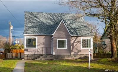 Mount Vernon Single Family Home For Sale: 209 E Cedar St