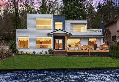 King County Single Family Home For Sale: 6232 Hazelwood Lane SE
