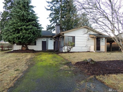 Renton Single Family Home For Sale: 11851 SE 170th Place