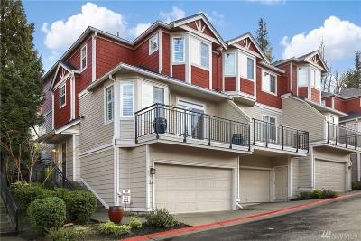 Bellevue WA Condo/Townhouse For Sale: $719,900