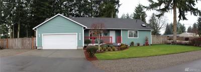 Rochester WA Single Family Home For Sale: $259,000