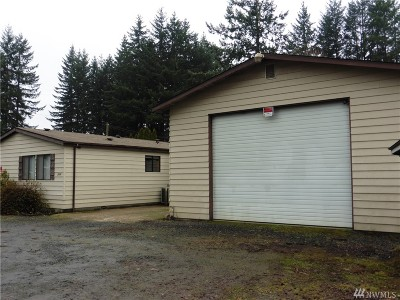Olympia Single Family Home For Sale: 2608 113th Wy SW
