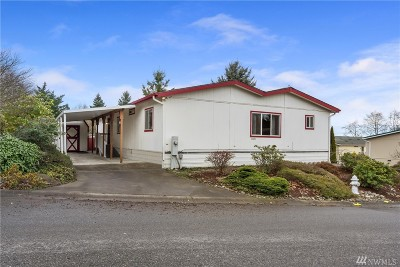 Bothell Single Family Home For Sale: 12601 NE 197th St