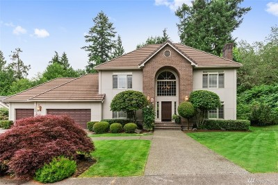 Gig Harbor Single Family Home For Sale: 13505 55th Ave NW