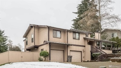 Federal Way Single Family Home For Sale: 2907 SW 339th St