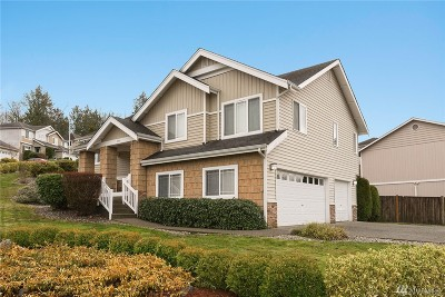 Marysville Single Family Home For Sale: 6802 59th Place NE