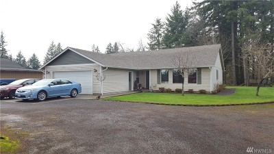 Winlock Single Family Home For Sale: 500 W Walnut St
