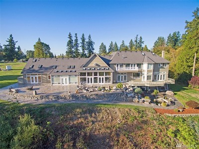 Auburn Single Family Home For Sale: 14719 SE 340th St