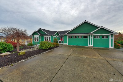 Anacortes WA Single Family Home Pending Inspection: $590,000