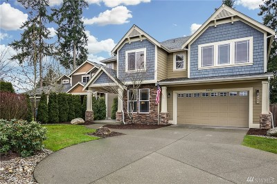Puyallup Single Family Home For Sale: 2402 46th Ave SE