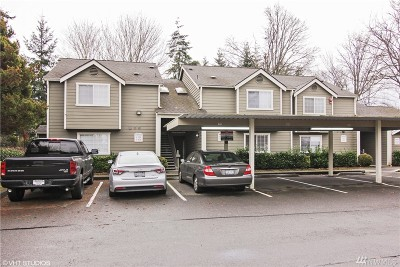 King County Condo/Townhouse For Sale: 1805 S 284th Lane #F102
