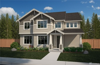 Gig Harbor Single Family Home For Sale: 3842 Apollo (Lot 79) Wy