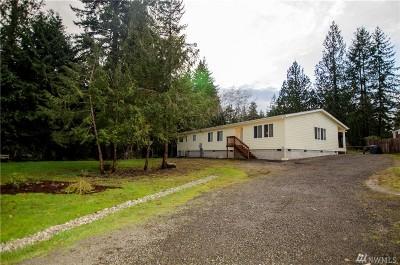 Shelton Single Family Home For Sale: 311 E Lakeshore Dr E