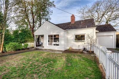Single Family Home For Sale: 3806 W Bertona St
