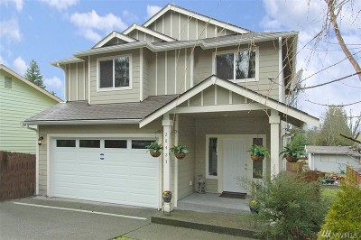 Federal Way Single Family Home For Sale: 28423 15th Place S