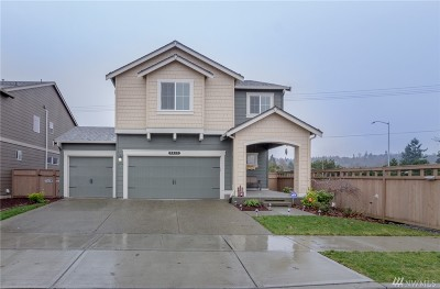 Puyallup Single Family Home For Sale: 2812 10th Ave NW