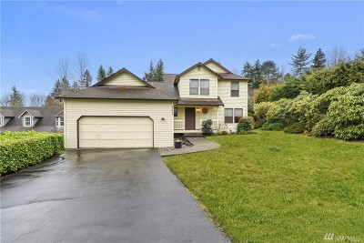 Snohomish Single Family Home For Sale: 9532 Wall St