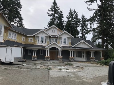 Bellevue Single Family Home Contingent: 10665 SE 22nd Street