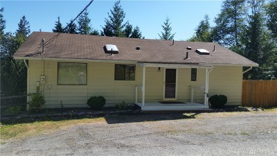 Sedro Woolley Single Family Home Pending Inspection: 390 Alpine Dr