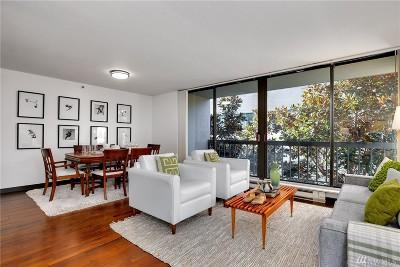 Seattle Condo/Townhouse For Sale: 1101 Seneca St #302