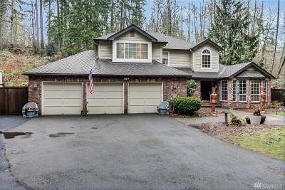 Kent WA Single Family Home For Sale: $589,900