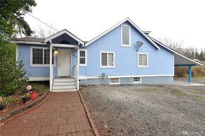 Puyallup Single Family Home For Sale: 10809 83rd Ave E
