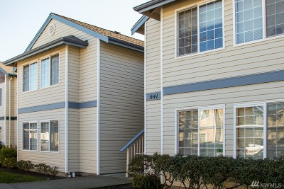 Bellingham Condo/Townhouse For Sale: 641 W Horton Wy #129