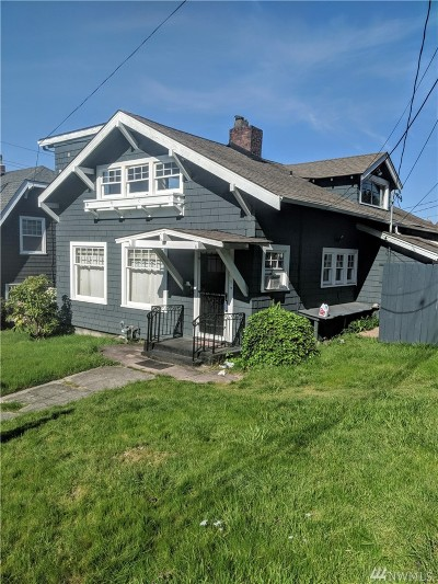 Tacoma WA Single Family Home For Sale: $399,000