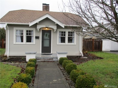Enumclaw Single Family Home For Sale: 1460 Lafromboise St