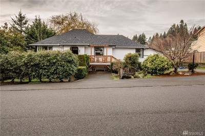 Renton Single Family Home For Sale: 261 Powell Ave SW
