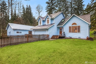 Duvall Single Family Home For Sale: 13924 322nd Ave NE