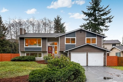 Bothell Single Family Home For Sale: 17815 30th Dr SE