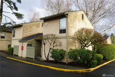 Kirkland Condo/Townhouse For Sale: 10022 NE 138th Place #O-1