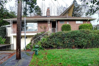 Seattle Single Family Home For Sale: 6926 Brighton Lane S