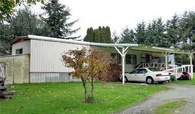 Skagit County Single Family Home For Sale: 841 Gilkey Rd