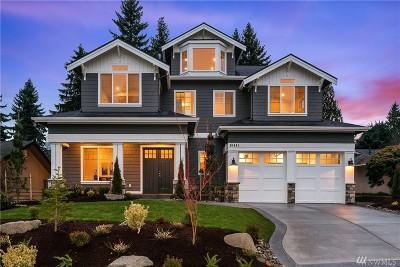Bellevue WA Single Family Home For Sale: $2,750,000