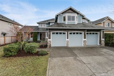 Renton Single Family Home For Sale: 18416 172nd Ct SE