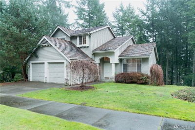 Gig Harbor Single Family Home For Sale: 2411 19th Ave NW