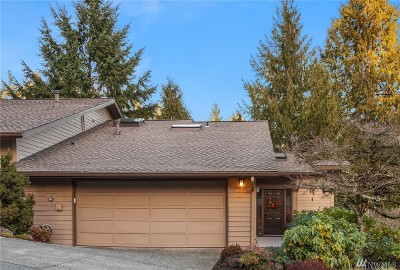 Bellevue Single Family Home For Sale: 14 168th Ave NE