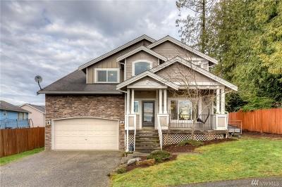 Marysville Single Family Home For Sale: 3313 81st Dr NE