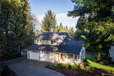 Gig Harbor Single Family Home For Sale: 2401 55th St NW