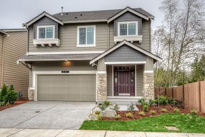 Edgewood Single Family Home For Sale: 2666 82nd Av Ct E #27